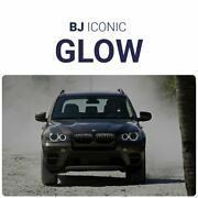Bj Iconic Glow - For Bmw X5 E70 Glowing Oem Car Kidney Grilles Tuning