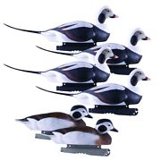 Ghg Commercial Series Long Tailed Sea Duck Decoys 6 Pack