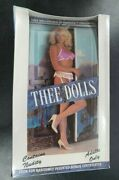 1991 Thee Dolls Mjp Collectors Series I Trading Cards Factory Sealed Box 30 Pack