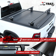 For 2011-2020 Ram1500 Short Bed 5.8and039 Retractable Tonneau Cover+t-slot Crossbar