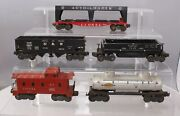 Lionel Vintage O Assorted Freight Car Lot 5414, 3454, 3469, 6357 [5]
