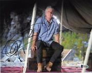 Anthony Bourdain Parts Unknown Autographed Signed 8x10 Photo Bas Beckett Coa