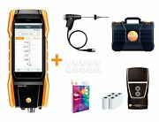 Testo 300 Pro Commercial Combustion Analyzer Kit With Printer