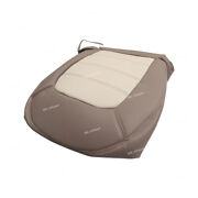 Driver Bottom Seat Cover 2 Tone Tan Fits 2002 2003 2004 2005 Ford Explorer New