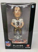 Forever Collectibles Drew Brees Super Bowl 44 Champs Base With Ring Bobblehead