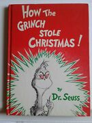 Signed How Dr. Seuss Later Edition Fine