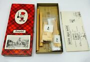 Campbell Scale Models 388-1895 Ho Silver Spur Mine Building Kit
