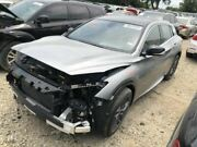 2017 2018 Infiniti Qx30 Left Front Driver Door Ky0 Chrome Silver Electric 63531