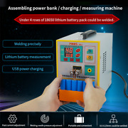Mobile Power Bank 18650 Battery Pack Welding Spot Machine Small Electric Welding