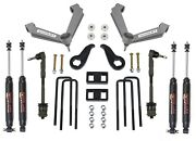 Readylift 69-3514 3.5and039and039 Sst Lift Kit Frnt W/st3000 Shocks For 11-17 Gm 2500 Hd