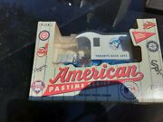 Toronto Bluejays Die-cast Metal Bank Car Ertl 1993 New In Box With C.o.a. Nice