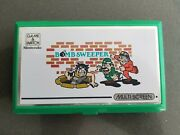 Nintendo Game And Watch Bomb Sweeper Vintage 1987 Bd-62