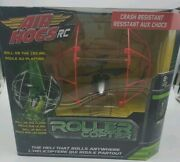 New In Box Air Hogs Rc Roller Copter Helicopter Remote Control Toy