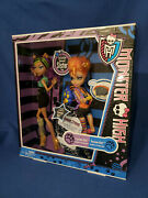New Monster High Werewolf Sister Pack Clawdeen Wolf And Howleen Wolf1st Release