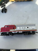 Bachman Santa Fe Engine Caboose And Freights