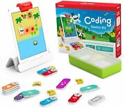 Osmo Coding Starter Kit For Ipad 3 Learning Games Stem Toy