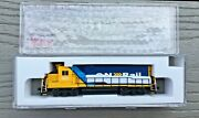 Atlas 1/160 N Scale O.n.r. Ontario Northland Gp38-2 1802 Nce For Dcc 40002299