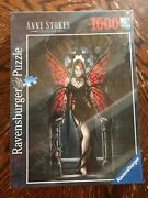 Gothic Butterfly Ravensburger Puzzle Anne Stokes Collection New Sealed 2009