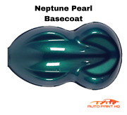 Neptune Pearl Basecoat With Reducer Gallon Basecoat Only Paint Kit