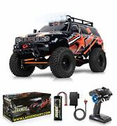 110 Scale Large Rc Rock Crawler - 4wd Off Road Rc Cars - Remote Control Car 4x4