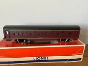 Lionel Norfolk And Western Aluminum Duplex Roomette Car O Scale 19151 New