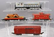 American Flyer 5012t Vintage S Diesel Switcher Freight Set Train Only