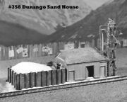 Campbell Scale Models 358 Ho Sand House