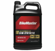 Bikemaster Semi-synthetic Oil 10w40 1 Gal. For Case Order 12 532317