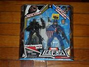 Marvel Legends Ultimate Nick Fury And Ultimate Captain America 6in. Action Figures