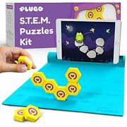 Construction Kit With Puzzles Augmented Reality Stem Toy Educational Engineering