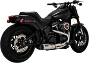 Vance And Hines Hi-output 21 Exhaust System Stainless Steel 27631