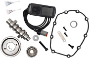 S And S Cycle 475 Camshaft And Dynojet Pv-3 Kit Gear Drive 330-0726