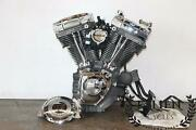 +08 Harley Touring Screamin Eagle 117 Cui Engine Fits Twin Cam A 96 And 110 Motor