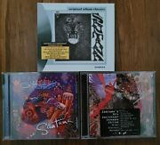 Santana Self Titled And Abraxas 30th Anniv. Expanded Editions + Supernatural Cd's
