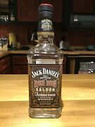 Jack Daniels Red Dog Saloon 750ml Empty Bottle - Rare Special Edition U.s. 125th