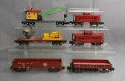 American Flyer Vintage S Assorted Freight Car Lot 938 638 919 42597 [6]