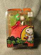 Peanuts Gang Snoop Flying Ace On Doghouse Figure Moc