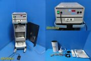 Cooper Surgical Leep System 1000 W/ Integrated Smoke Evacuator And Cart 25484