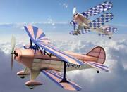 Dumas 229 18 Wingspan Pitts Special S1 Rubber Pwd Aircraft Kit
