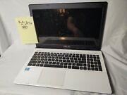 Asus A55a-ah31 Laptop Pc Core I3 3rd Gen Broken Left Side Of Screen For Parts
