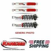 Rancho Quicklift Set Of 2 Front Struts And Rs9000xl Rear Shocks For F-150/mark Lt