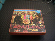 Beatles Archaeology Argentina Sgt. Pepper's 50th Anniversary Box Set.