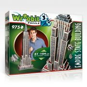 Puzzle 3d Empire State Building Wr002007