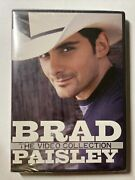 Brad Paisley - The Video Collection New Dvd Still Sealed Free Shipping