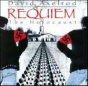Axelrod, David Requiem The Holocaust Cd Highly Rated Ebay Seller Great Prices