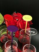 Name Drink Stirrers Swizzle Sticks Cocktail Personalised Weddings Hen Party