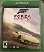 Forza Horizon 2 For Xbox One W Case Andldquoworkingandrdquo Tested Free Fast Shipping