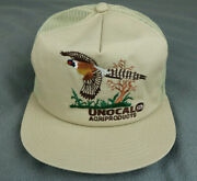 Vintage Unocal 76 Agriproducts Trucker Hat Snapback Mesh K-products