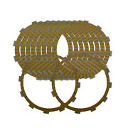 10pcs Friction Clutch Plates For Bmw K1600gtl 2014 Motorcycle Parts