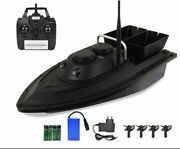 Fishing Bait Boat Remote Control Wirless Long Distance Rc High-speed Toy Boat